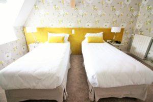 Chambre 18 confort twin