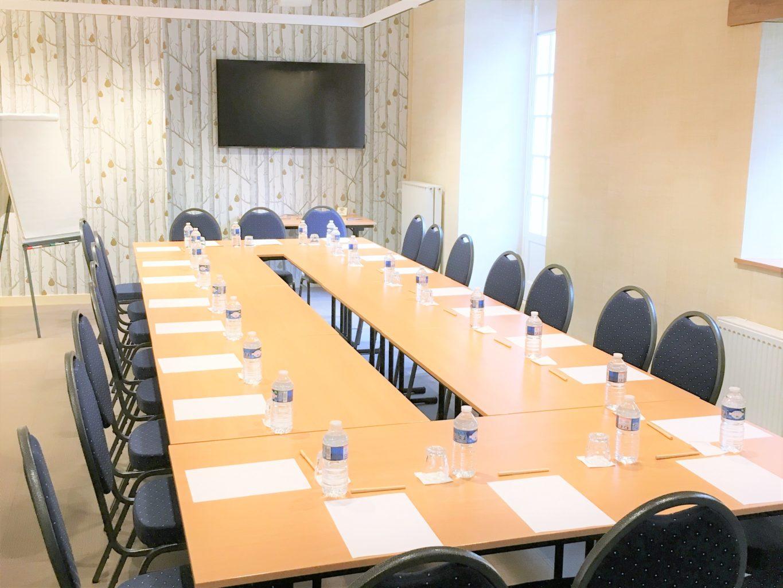 salle de seminaire U hôtel du Tribunal Mortagne