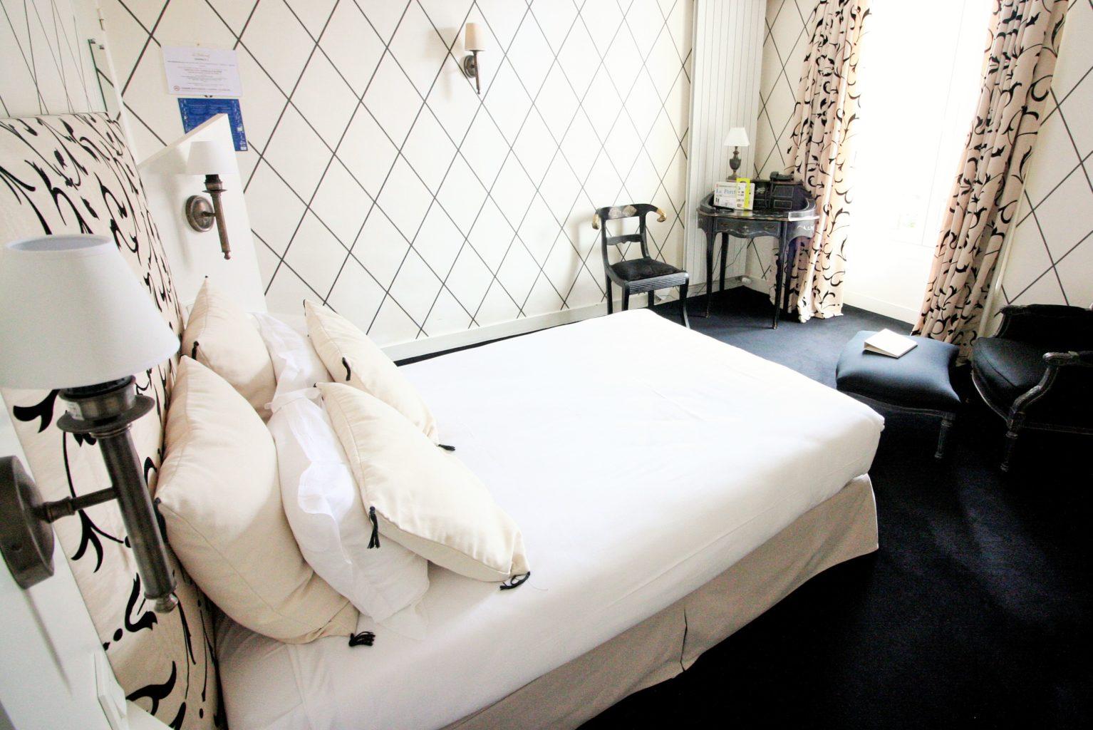 chambre 1 confort