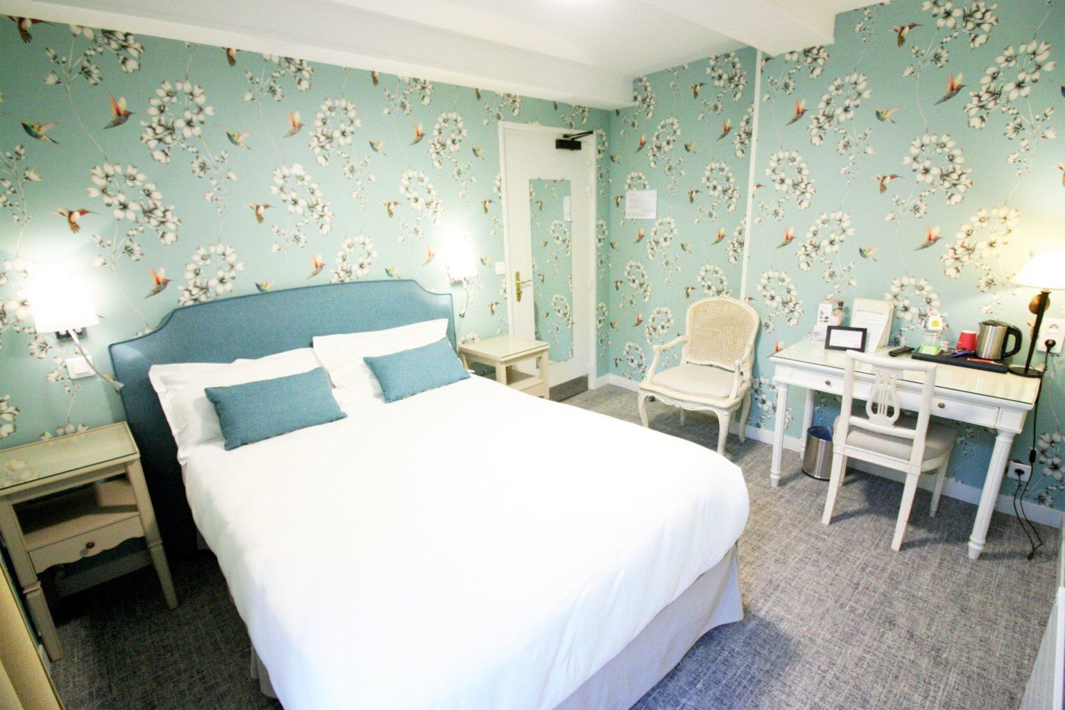 chambre 5 confort