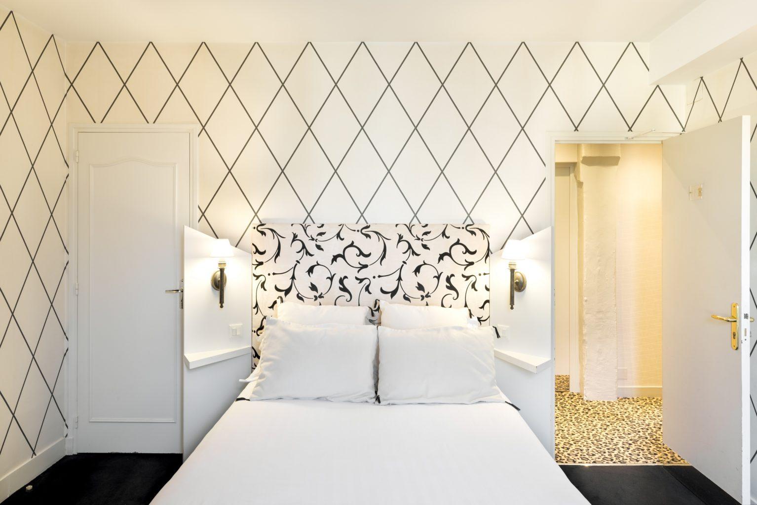 Chambre 1 confort ©Antoine Cardi